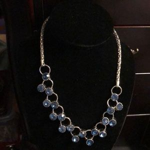 Jewelry - Lovely Necklace with blue stones
